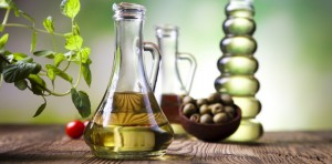 Olive Oil Bottle Image