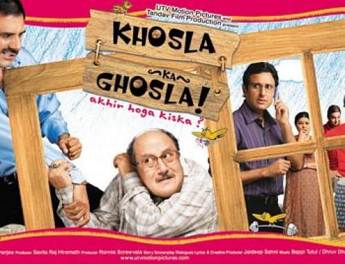 Looking to buy property? Remember Khosla ka Ghosla