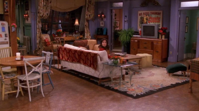 Old Tv Show Living Rooms