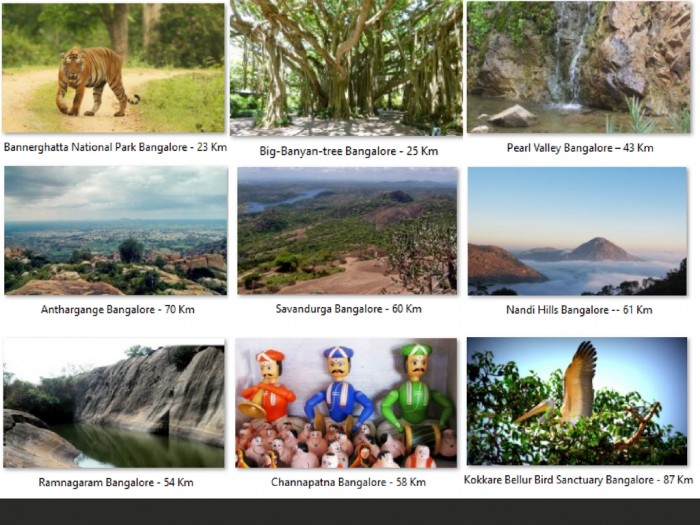 Places To Visit Near Bangalore Within Kms Stunning Places