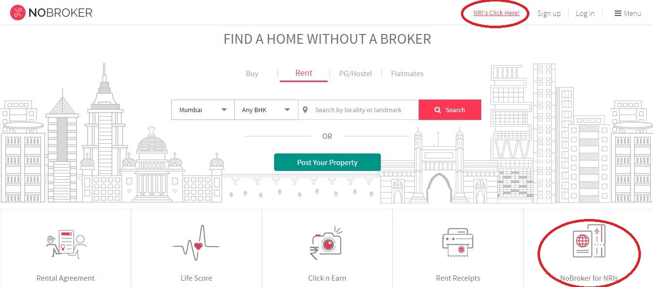 Exclusive Services For NRI Home Owners