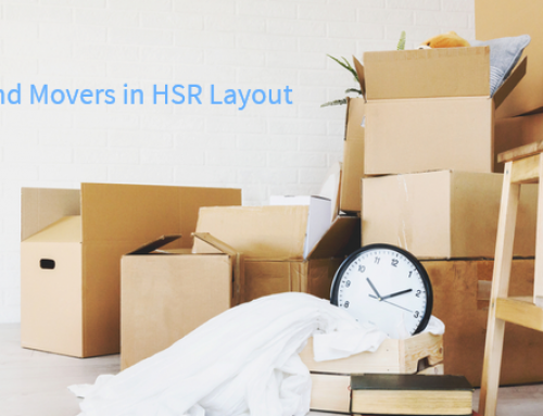 Best Packers and Movers in HSR Layout