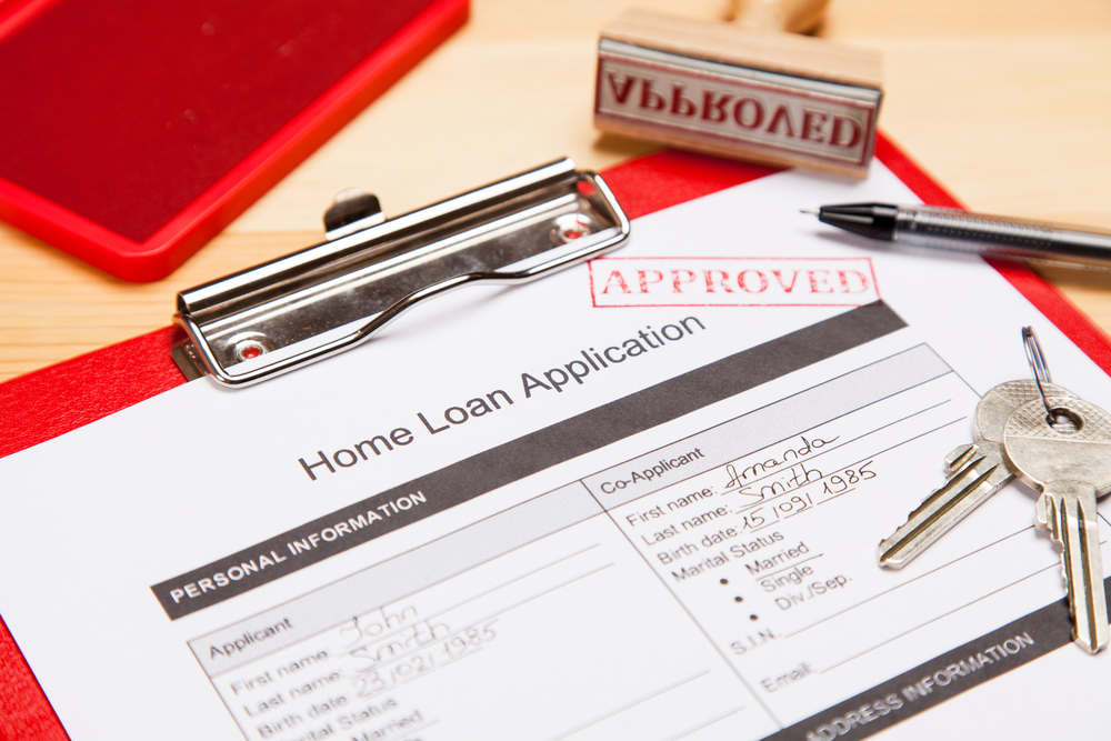 home loan approve