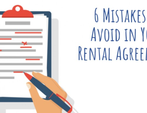 6 Mistakes to Avoid in Your Rental Agreement