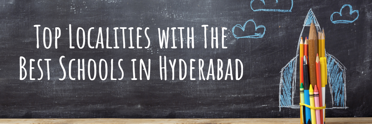 60 + Best Schools in Hyderabad With Locations