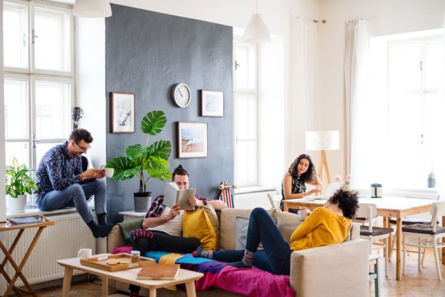 Co-living players might acquire unsold housing societies