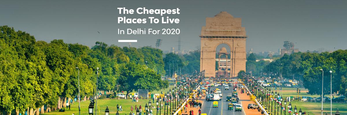 cheapest place in delhi