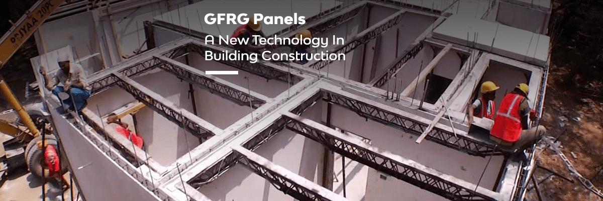 GFRG panels