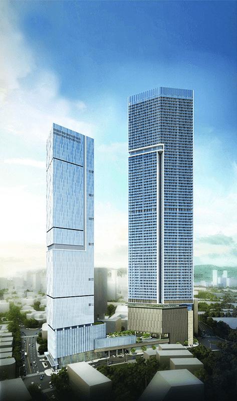 Three Sixty West Tower