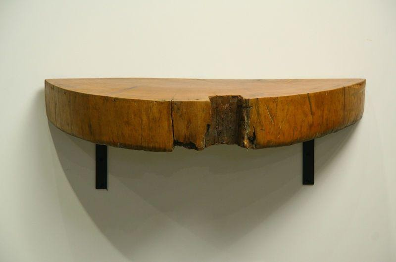 Tree-Style Wall-Mounted Table