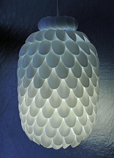 plastic-spoon-lamp NoBroker Blog