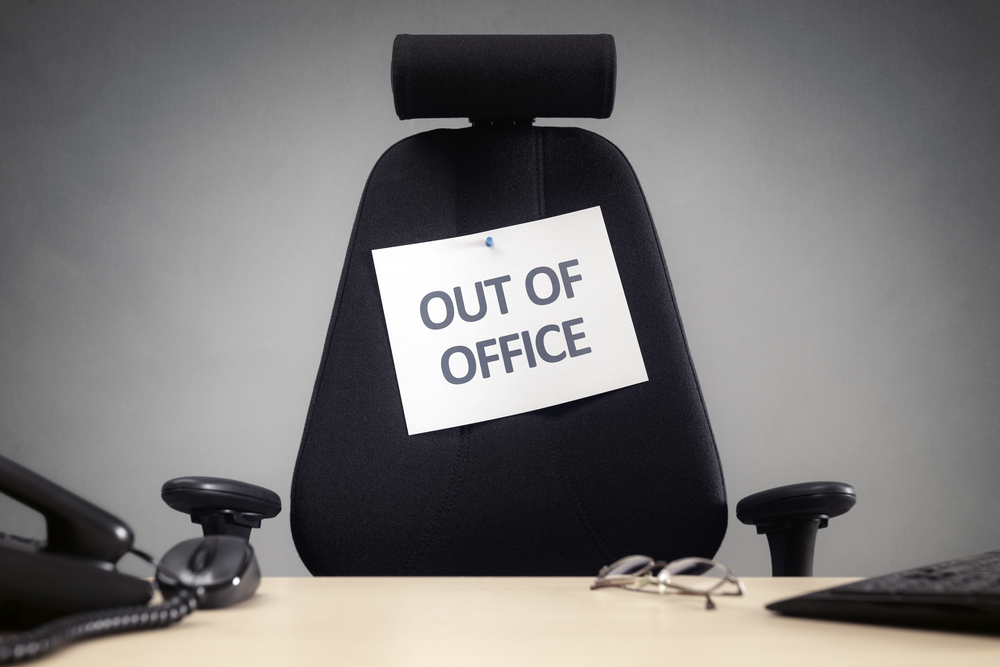 out of office NoBroker