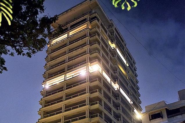 Hrithik Roshan new house Mannat Juhu