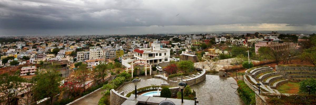 Trending localities in Hyderabad.