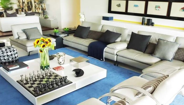 hrithik roshan house interiors