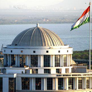 Best Cities to live in India- navi mumbai