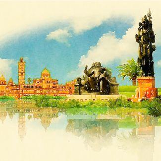 Best Cities to live in India- Vadodara