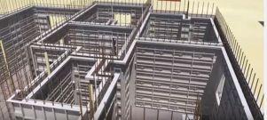 Construction techniques of Mivan Formwork