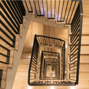Vastu Rules For The Shape of The Staircase