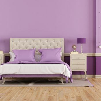 colours for the master bedroom as per Vastu