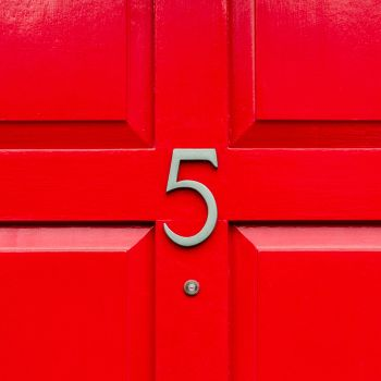 House Number 5 As Per Numerology