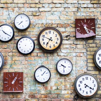 Wall Clock Shape As Per Vastu