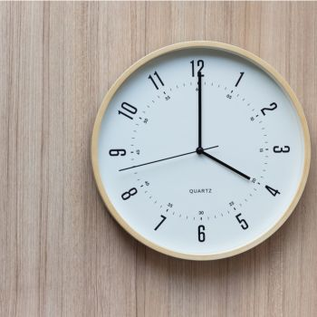 Wall Clock Vastu Direction West