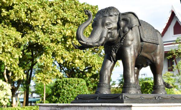 Elephant Statue Vastu