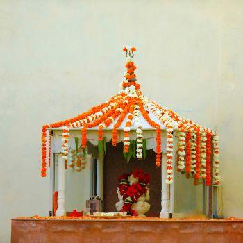 Pooja Room Vastu For The West-facing House