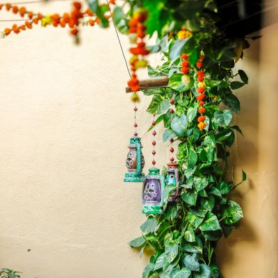 Adorn Your Grand Entrance - take first for Navratri decoration at home
