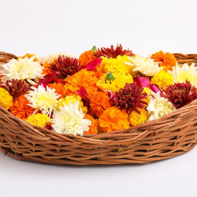 Build Bouquets Of Fragrant Flowers