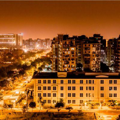 Dwarka Sub City one of the best posh areas in delhi