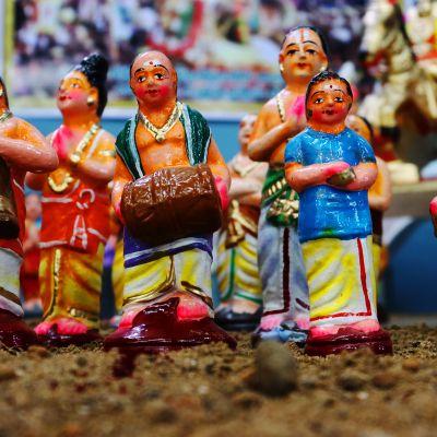 Exhibit Your Navratri Golu Decoration Ideas