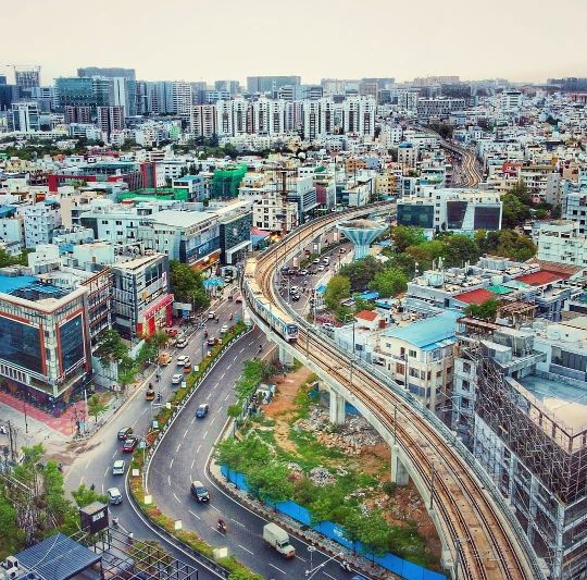 Jubilee Hills - most expensive area in hyderabad