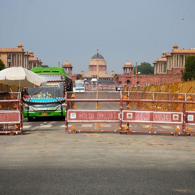 Lutyens Bungalow Zone, New Delhi one of the best posh areas in delhi