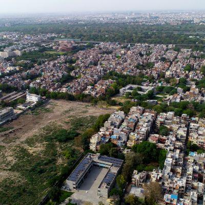 Punjabi Bagh - poshest area in west delhi