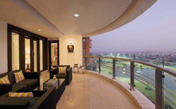 Ambience Islands - poshest area in gurgaon