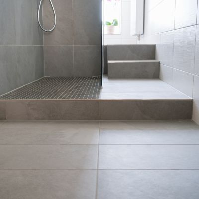 Bathroom Ceramic Floor Tile Ideas