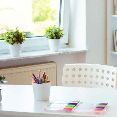 Best Suited Study Table Designs For Small Rooms