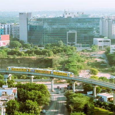 DLF Phase 1 - luxury area in gurgaon