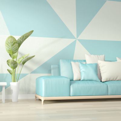 Light Blue Paint Colours For The Living Room To Radiate A Fresh Outlook
