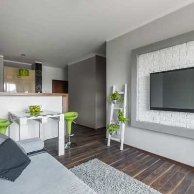 Light Grey Paint Colours For The Living Room To Give A Minimalistic Look