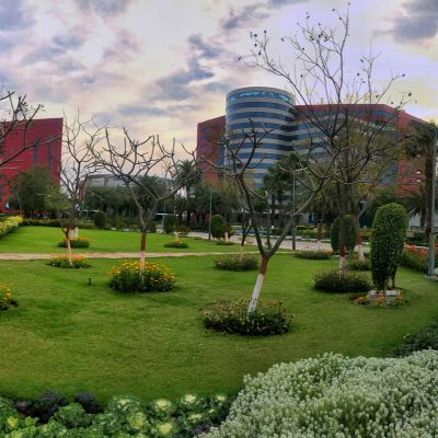 Sector 39 one of the poshest areas in noida