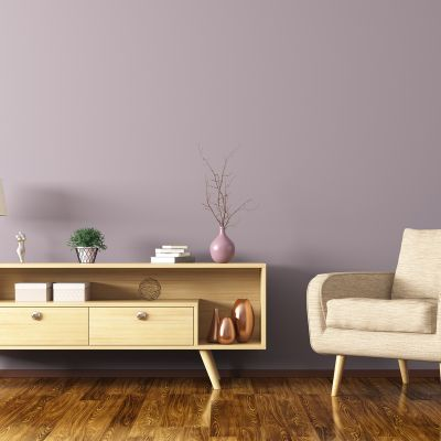 The Royal Light Purple Paint Colours For The Living Room