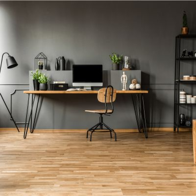 Wooden Study Table Design And Its Benefits