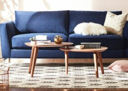Does it make sense to rent the furniture or should it be bought?