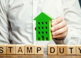 How much is the stamp duty on buy & sell property as on today?