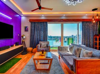 apartment interior designers in Delhi