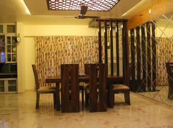 home interior in Delhi